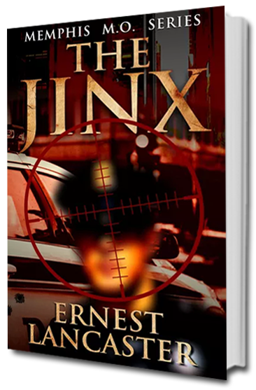 Ernest Lancaster - The Jinx - hard boiled crime novelist